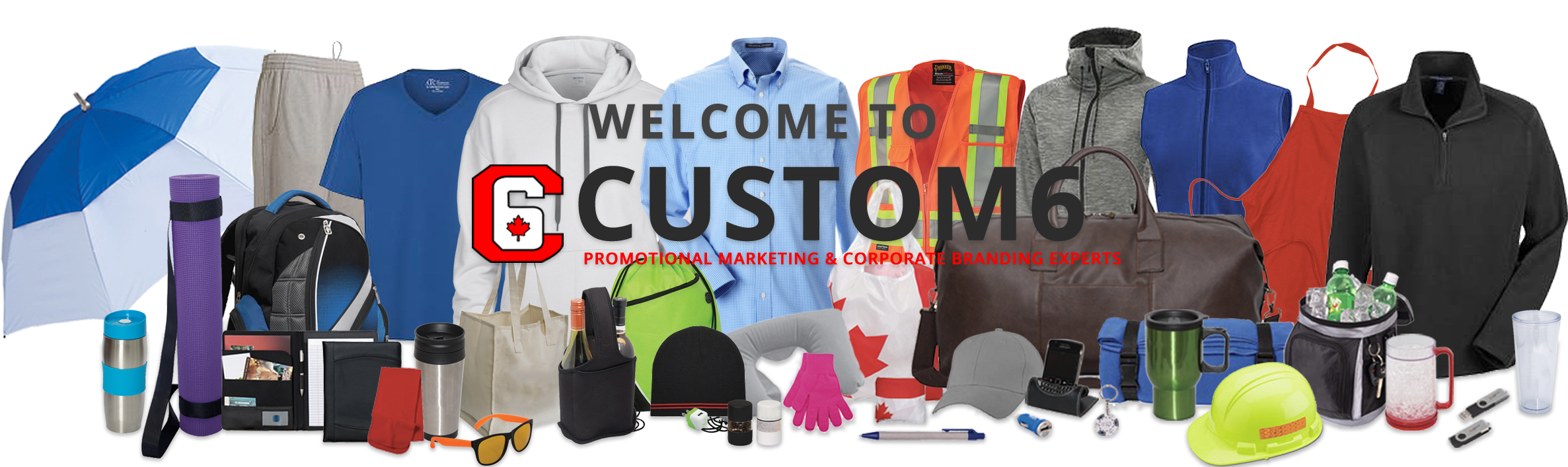 Custom6 Promotional Items